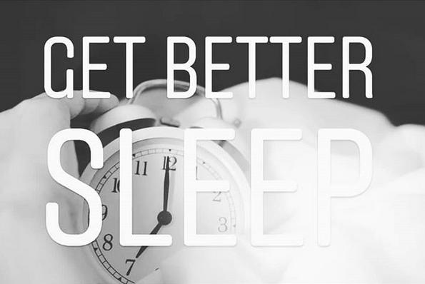 Get Better with More Sleep