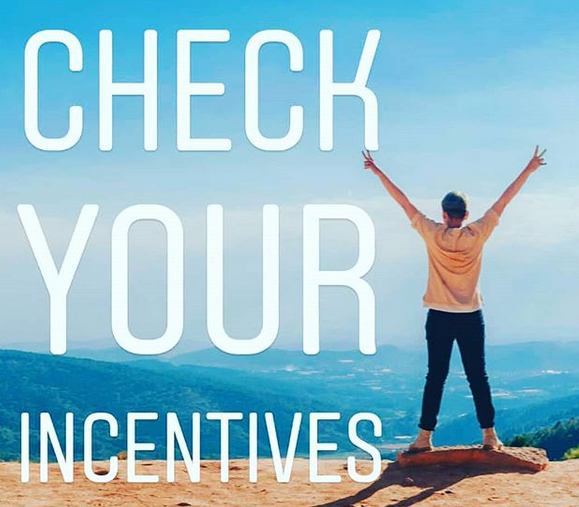 Get Better with GoodIncentives