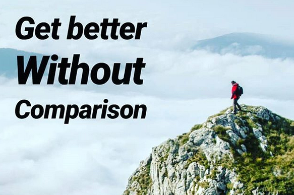 Get Better without Comparison